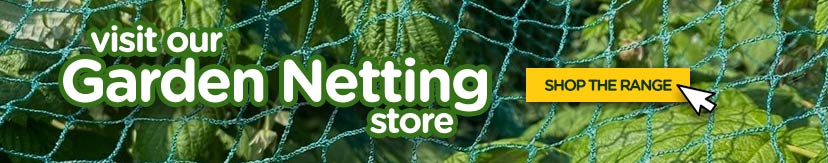 Visit our garden netting store