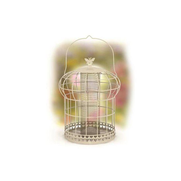 Bird Feeder Honeyfields Cottage Garden Peanut Or Seed Feeder NEW
