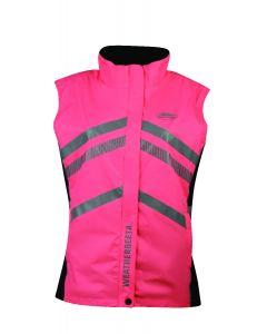 Weatherbeeta Reflective Lightweight Waterproof Vest