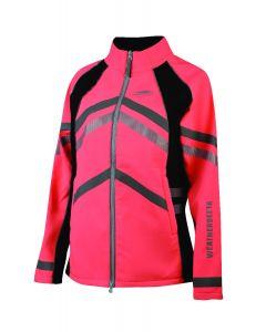Weatherbeeta Reflective Softshell Fleece Lined Jacket