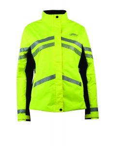 Weatherbeeta Reflective Heavy Padded Waterproof Jacket