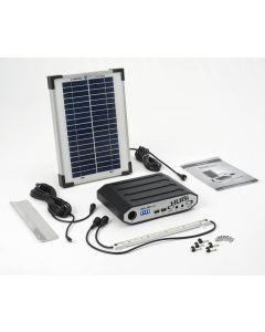 SolarMate - Solar Hub 16 Complete Kit