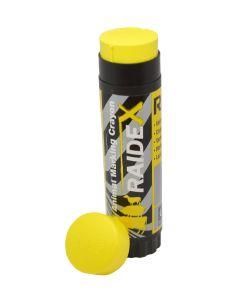 Raidex Marking Twist-Up Stick Yellow