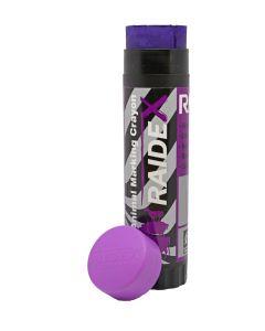 Raidex Marking Twist-Up Stick Violet
