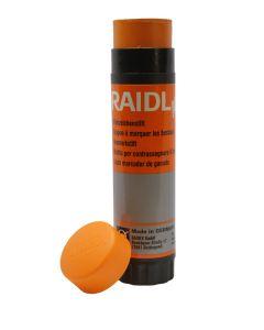 Raidex Marking Twist-Up Stick Orange