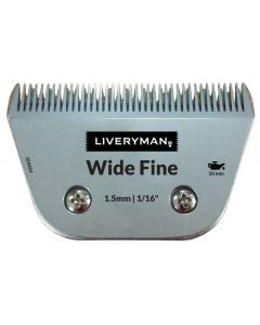 Liveryman Cutter & Comb Harmony Wide Fine - 1.5mm