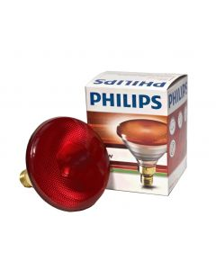 Philips Infrared Bulb 175w Red