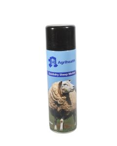 Agrihealth Sheep Marker Black