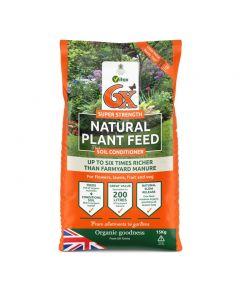 Vitax Organico 6x Organic Fibrous Fertiliser Bag - 15kg