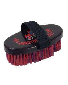 Tractors Rock Body Brush by Hy Equestrian