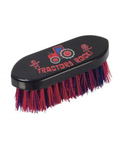 Tractors Rock Dandy Brush by Hy Equestrian