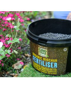 Carbon Gold Organic Biochar Fertiliser