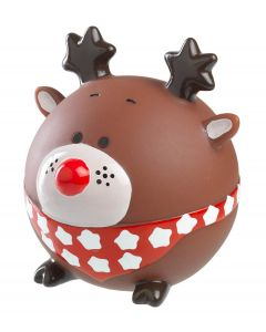 House of Paws Vinyl Dog Toy - Rudolph
