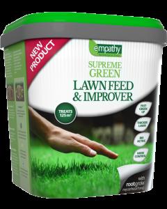 Empathy Supreme Green Lawn Feed & Improver - 4.5kg