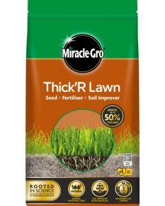 Miracle-Gro Thick R Lawn Fertiliser - 80sqm