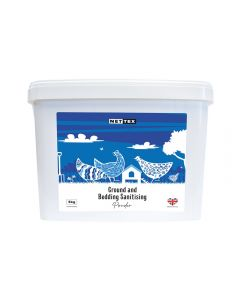 Nettex Ground & Bedding Sanitising Powder