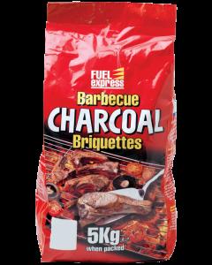 Fuel Express Charcoal Briquettes - 5kg