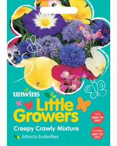 Little Growers Creepy Crawly Seeds Mixture