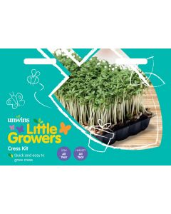 Little Growers Cress Kit Seeds