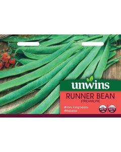Runner Bean Streamline Seeds