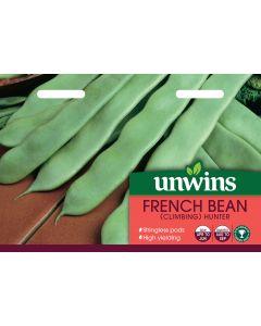 French Bean (Climbing) Hunter Seeds