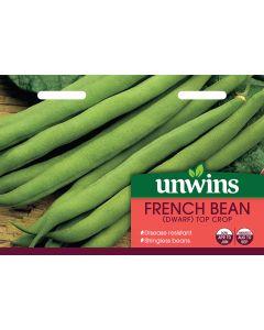 French Bean (Dwarf) Top Crop Seeds