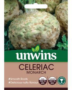 Celeriac Monarch Seeds