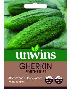 Gherkin Partner F1 Seeds