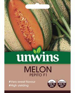 Melon Pepito F1 Seeds