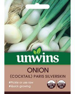 Onion Cocktail Paris Silverskin Seeds