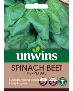 Spinach Beet Perpetual Seeds