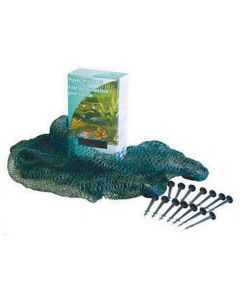 SuperFish Pond Cover Net With 10 Pegs - 3m x 2m