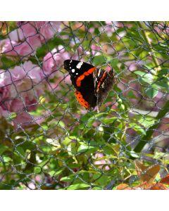 Black Soft Butterfly Net