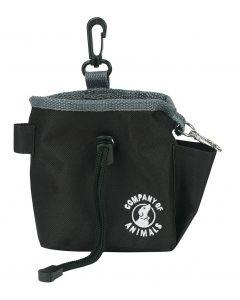 The Company Of Animals Treat Bag - Black