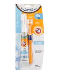 Arm & Hammer Fresh Coconut Dental Kit - Puppy/Small Dog