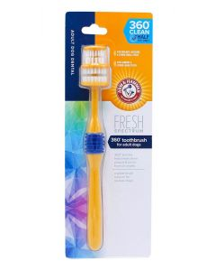 Arm & Hammer Fresh 360 Degree Toothbrush for Dogs