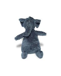 """Danish Design Edward The Elephant - 13"""" - Grey - Elephant"""