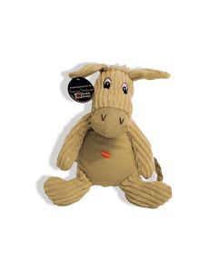"Danish Design Doris The Donkey - 15"" - Grey - Donkey"