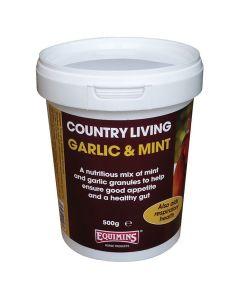 Equimins Country Living Garlic & Mint - 500g