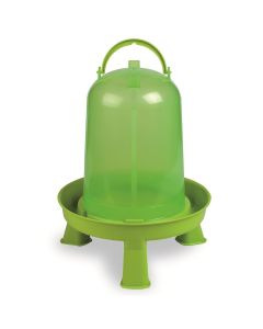 Gaun Chicken Drinker Eco with Legs - 5L - Green