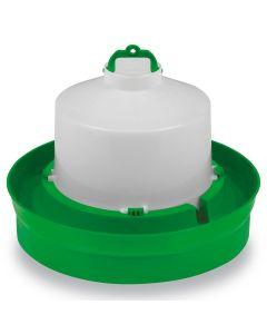 Gaun Chicken Drinker Deep Base - 5L - Green