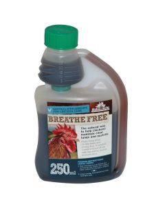 Global Herbs Poultry Breathe Free - 250ml