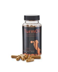 Golden Paste Company Turmeric Capsules For Pets - 90 Capsules