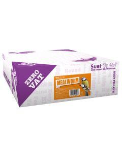 Suet To Go Suet Pellets Plus Mealworm - 12.75kg