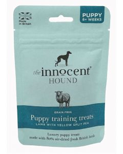 The Innocent Hound Puppy Training Treats Lamb - 70g