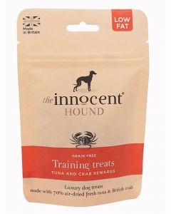 The Innocent Hound Training Treats Tuna & Crab Rewards - 70g