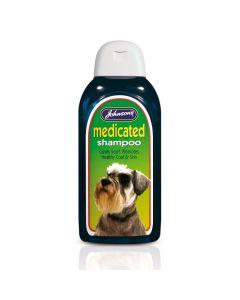 Johnson's Veterinary Medicated Shampoo