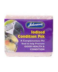 Johnson's Veterinary Iodised Condition Pek - Large Bird