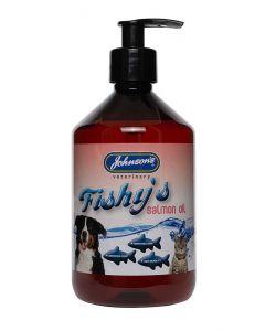 Johnson's Veterinary Fishy's Salmon Oil