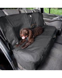 Kurgo Wander Bench Seat Cover - Small - Charcoal